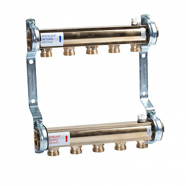 Heating Manifold HKV-A for radiators